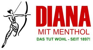 Diana mit Menthol